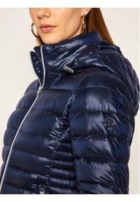 Niebieska kurtka puchowa Calvin Klein