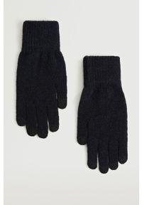Mango Man - Rękawiczki Touch. Kolor: niebieski
