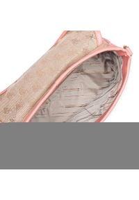U.S. Polo Assn - Torebka U.S. POLO ASSN. - Lady Lake Handle Flap Bag BEUKG5227WJP406 Peach. Kolor: beżowy. Materiał: skórzane. Styl: klasyczny #6