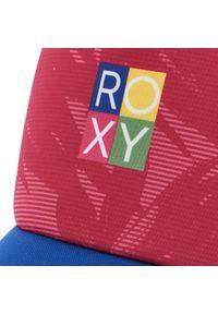 Roxy - Czapka z daszkiem ROXY - ERJHA03853 XWMM. Kolor: różowy. Materiał: poliester, materiał