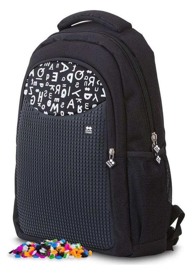 Czarny plecak Pixie Crew