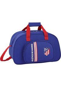 Atltico Madrid Torba sportowa Atltico Madrid Granatowy (23 L). Kolor: niebieski