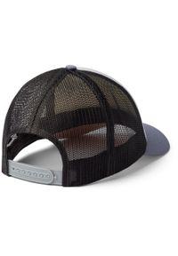 Szara czapka columbia