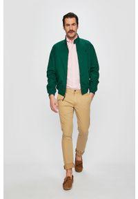 Różowa koszula Polo Ralph Lauren długa, na co dzień