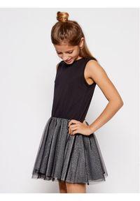 Mayoral Komplet sweter i sukienka 7974 Czarny Regular Fit. Kolor: czarny #3