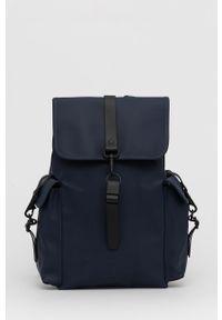 Rains - Plecak 1363 Rucksack Large. Kolor: niebieski