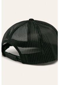 Czarna czapka z daszkiem Volcom