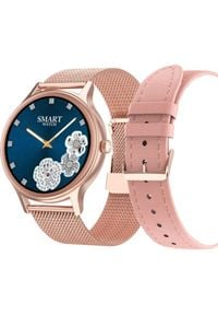 Smartwatch Pacific 18-1 Różowy (PACIFIC 18-1). Rodzaj zegarka: smartwatch. Kolor: różowy