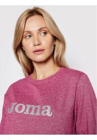 Joma Bluza Symi 500191.523 Różowy Regular Fit. Kolor: różowy
