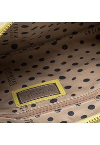Żółta torebka klasyczna Hispanitas klasyczna