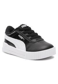 Puma Sneakersy Carina Snake Ac Inf 373666 02 Czarny. Kolor: czarny