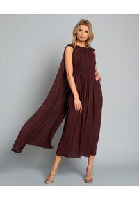 Czerwona sukienka VALENTINO elegancka