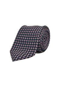Krawat Tommy Hilfiger Tailored z nadrukiem
