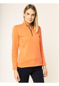 Pomarańczowa bluza sportowa Colmar