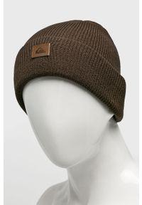 Zielona czapka Quiksilver