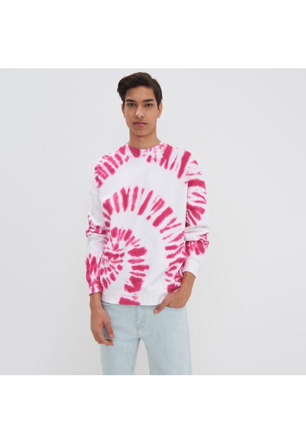Różowa bluza House