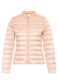 Różowa kurtka puchowa Max Mara Leisure