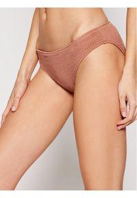Seafolly Dół od bikini SeaDive 40473-861 Brązowy. Kolor: brązowy