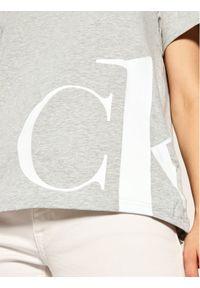 Calvin Klein Underwear T-Shirt Crew Neck 000QS6487E Szary Regular Fit. Kolor: szary