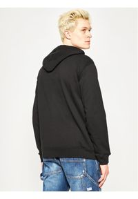 MSGM Bluza 2840MM87 207099 Czarny Regular Fit. Kolor: czarny