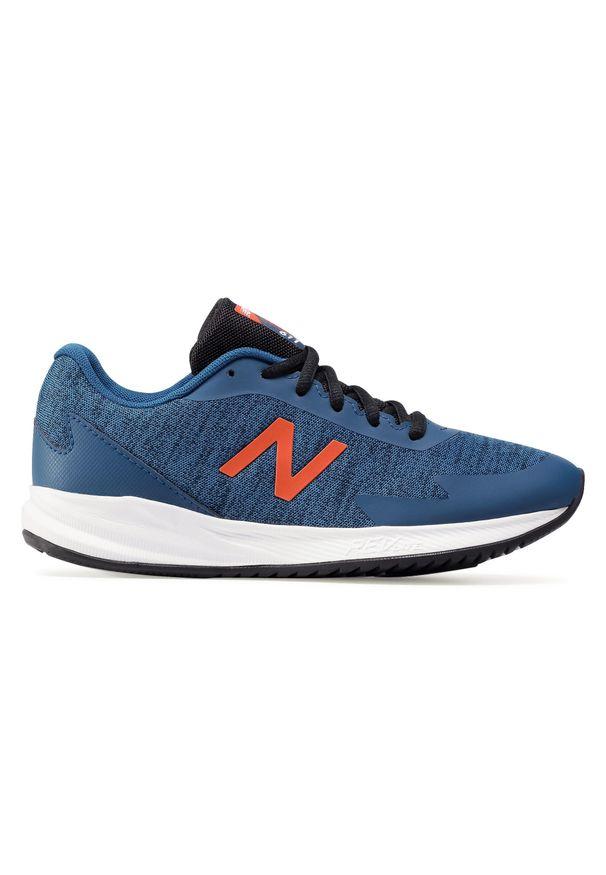 Niebieskie półbuty New Balance