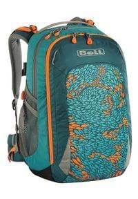 Boll plecak szkolny Smart Fish 22 l. Kolor: niebieski