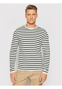 Only & Sons Sweter Wilson 22020091 Biały Regular Fit. Kolor: biały