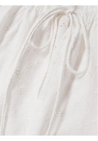 mango - Mango Bluzka Brisbain 87027128 Biały Regular Fit. Kolor: biały