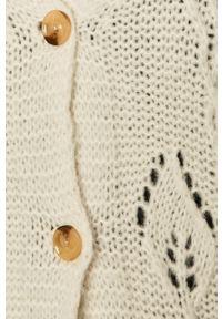 Sweter rozpinany Haily's casualowy, na co dzień, długi, z długim rękawem