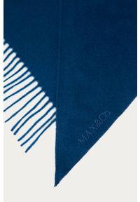 Niebieski szalik MAX&Co.
