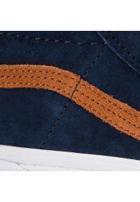 Niebieskie sneakersy Vans #7