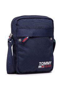 Niebieska torba na ramię Tommy Jeans