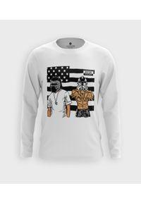 MegaKoszulki - Koszulka męska z dł. rękawem Star Wars Stankonia. Materiał: bawełna. Wzór: motyw z bajki