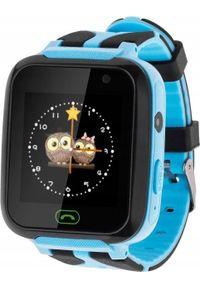 Krüger&Matz - Smartwatch Kruger&Matz SmartKid Niebieski (KM0469B). Rodzaj zegarka: smartwatch. Kolor: niebieski