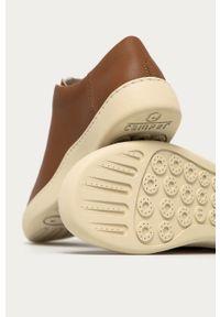 Sneakersy Camper na sznurówki, z cholewką, z okrągłym noskiem