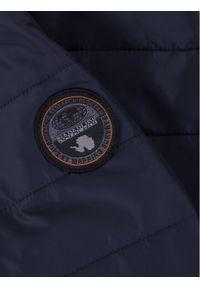 Niebieska kurtka przejściowa Napapijri #4