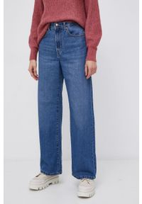only - Only - Jeansy bawełniane Onlhope Life. Stan: podwyższony. Kolor: niebieski