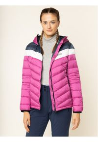 Różowa kurtka zimowa Colmar