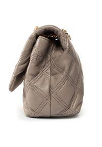 Szara torebka klasyczna Tory Burch klasyczna