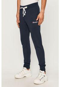 Niebieskie spodnie dresowe Champion
