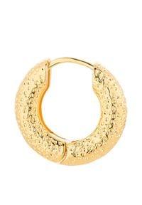 SELFIE JEWELLERY - Kolczyki Gigi. Materiał: srebrne, pozłacane, z mosiądzu, złote. Kolor: złoty