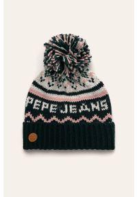 Wielokolorowa czapka Pepe Jeans