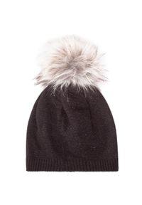 Czarna czapka zimowa CMP