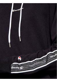 Champion Bluza 214225 Czarny American Fit. Kolor: czarny