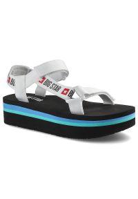 Białe sandały Big-Star