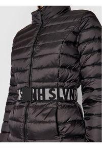 Silvian Heach Kurtka puchowa Vessla PGA21766PI Czarny Regular Fit. Kolor: czarny. Materiał: puch