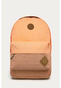 Pomarańczowy plecak Dakine