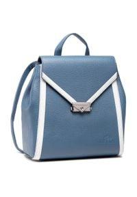 Wittchen - Plecak WITTCHEN - 92-4E-312-7 Granatowy. Kolor: niebieski. Materiał: skóra. Styl: klasyczny