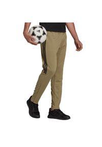 Adidas - Spodnie Dresowe Męskie. Materiał: dresówka. Sport: fitness