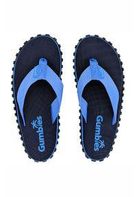 Gumbies - Japonki Duckbill. Kolor: niebieski. Materiał: bawełna, guma